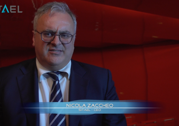 Intervista a Nicola Zaccheo (CEO di SITAEL)