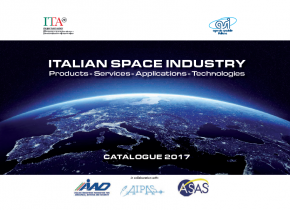 Disponibile on line il Catalogo dell'Industria Spaziale Italiana