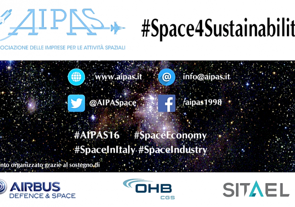 #Space4Sustainability online i video