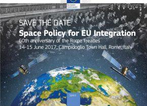 La Politica Spaziale per l'integrazione dell'Unione Europea