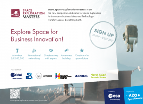Space Exploration Masters – Explore Space for Business Innovation!