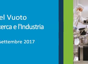 Forum per la ricerca e l'industria: tecnologie del vuoto – INFN Catania 20/09/2017