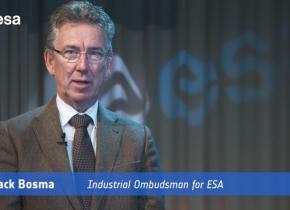 Webinar con ESA Ombusdman – 11 Ottobre 2017 ore 10,30