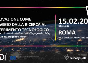 I.MODI Demo Day – Feb. 15th in Rome