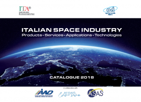Available On Line Italian Space Industry Catalogue 2018
