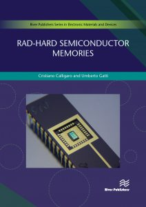 "Copertina del libro ""Rad-hard Semiconductor Memories"""