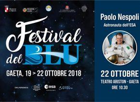 """Festival del Blu"" a Gaeta dal 19 al 22 ottobre 2018"