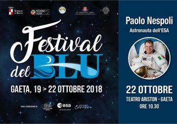 Space Festival in Gaeta, 19-22 October
