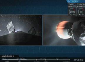 Tecnologia Space Engineering a bordo del satellite argentino SAOCOM 1A