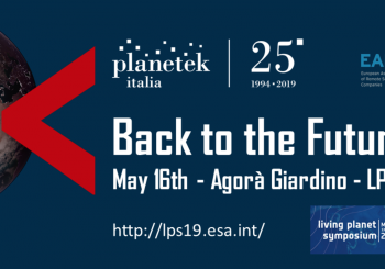 """Back to the Future EO"" Conference – Milan, 16 May 2019"