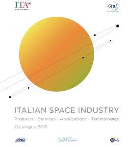Catalogo Nazionale dell'Industria Spaziale 2019